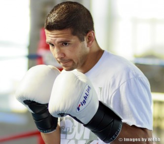 """Corey """"Collateral Damage"""" Rodriguez"""