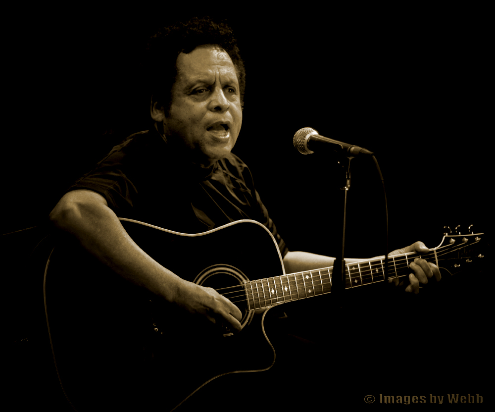 Garland Jeffreys at the Dakota in Minneapolis - November 7, 2014